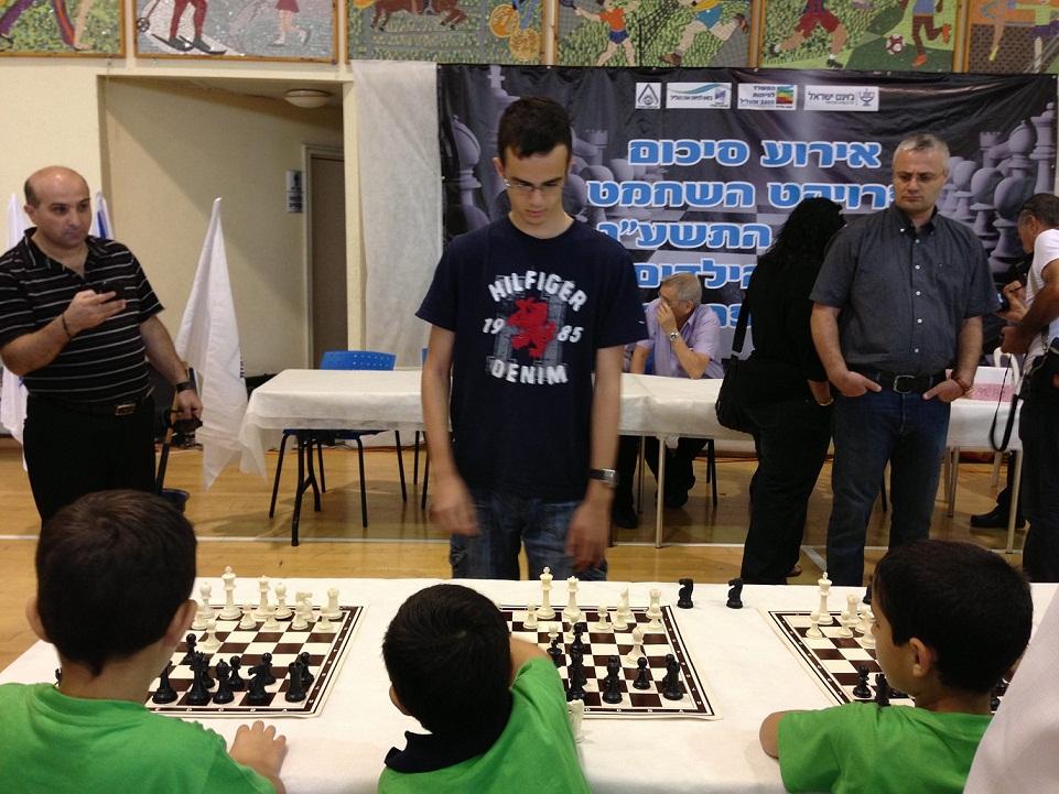 תחרות סיכום שנה בשח מט