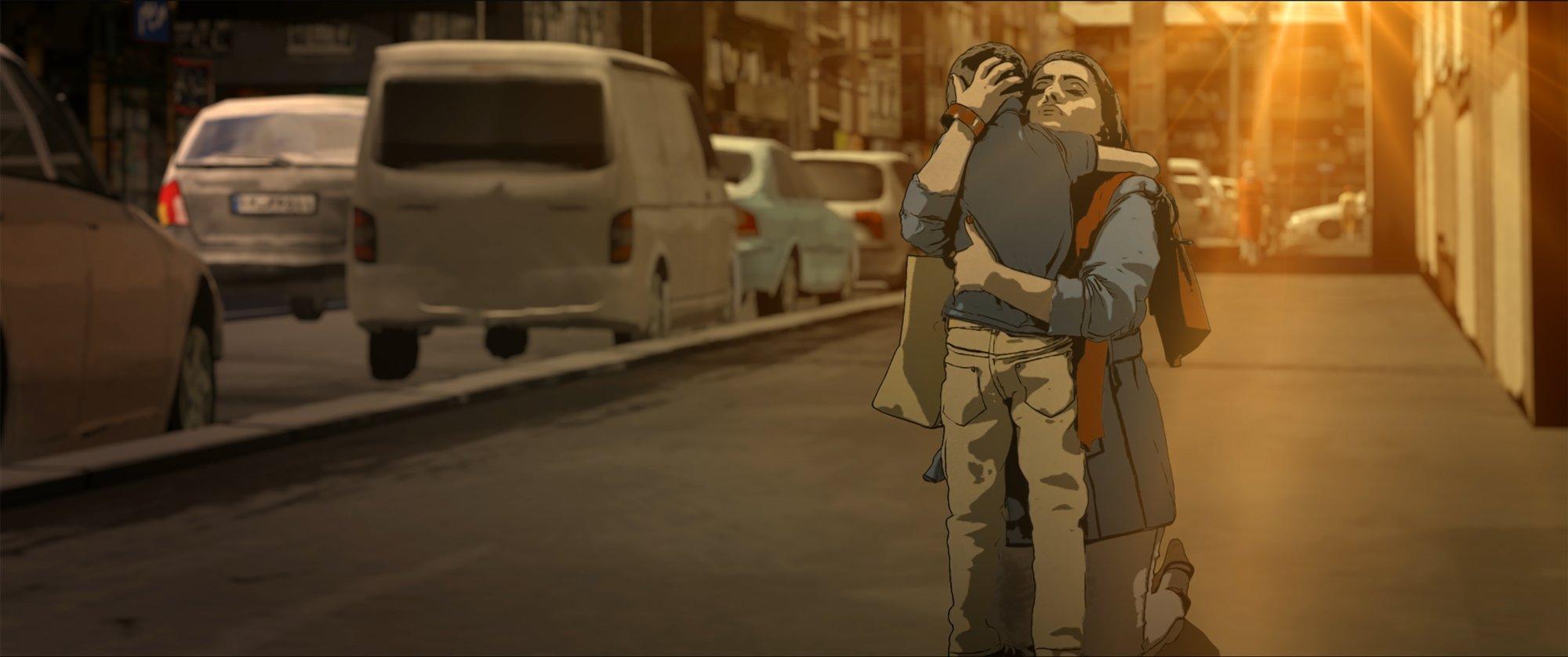 מתוך הסרט טהראן טאבו