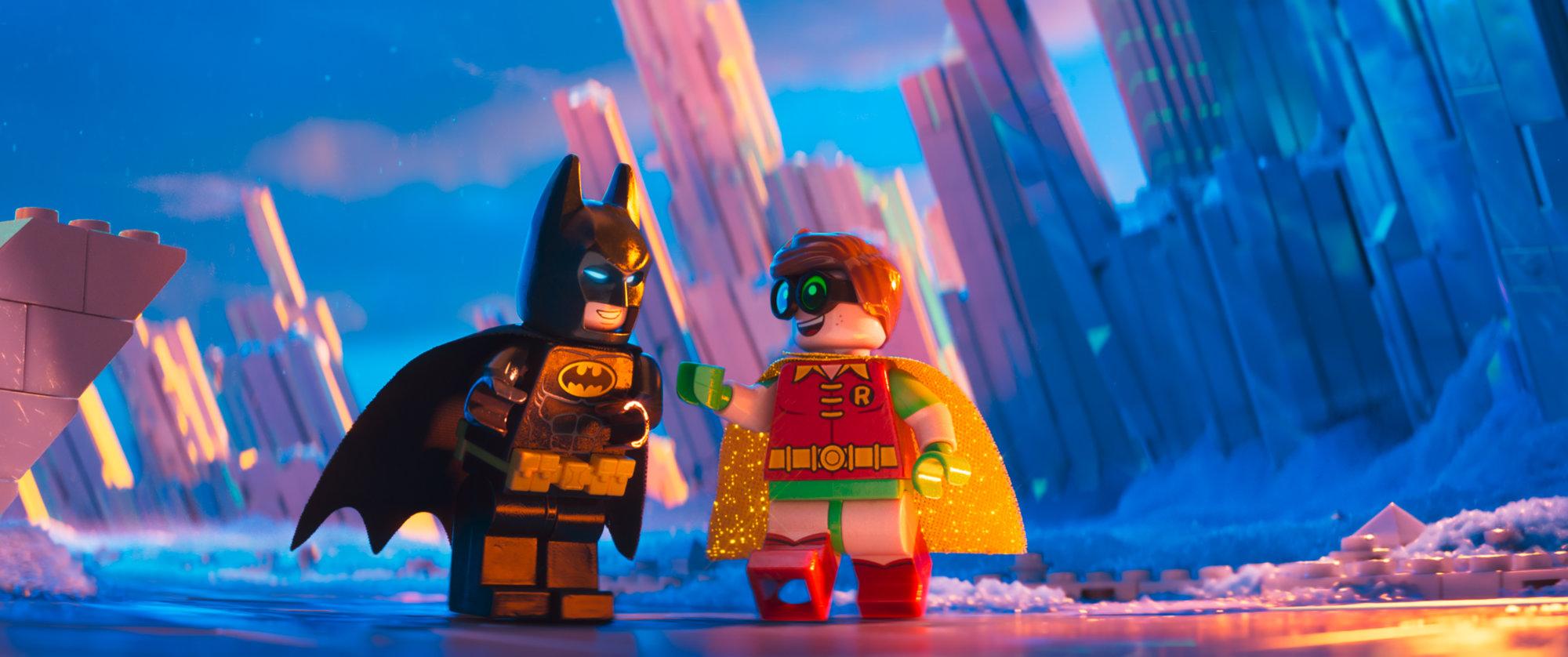 מתוך הסרט לגו באטמן