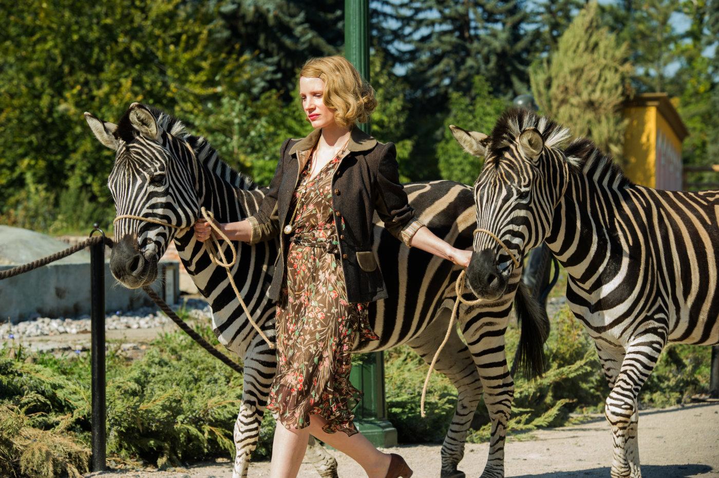 מתוך אשתו של שומר גן החיות
