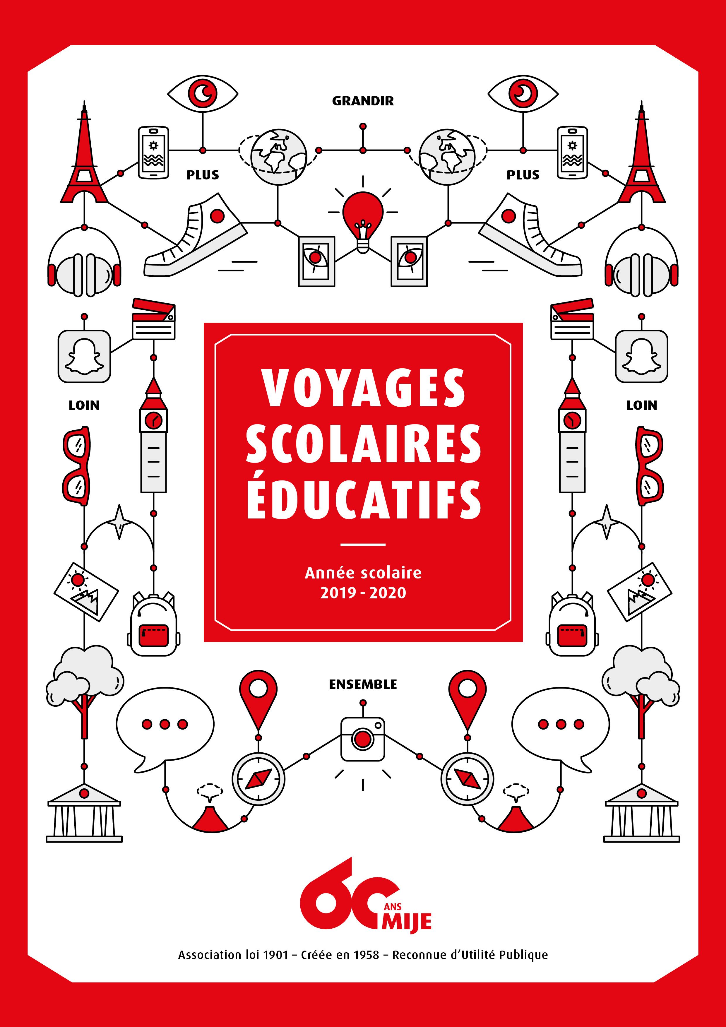 Voyages scolaires à Paris