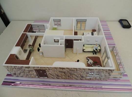 בניית מודלים ארכיטקטוניים