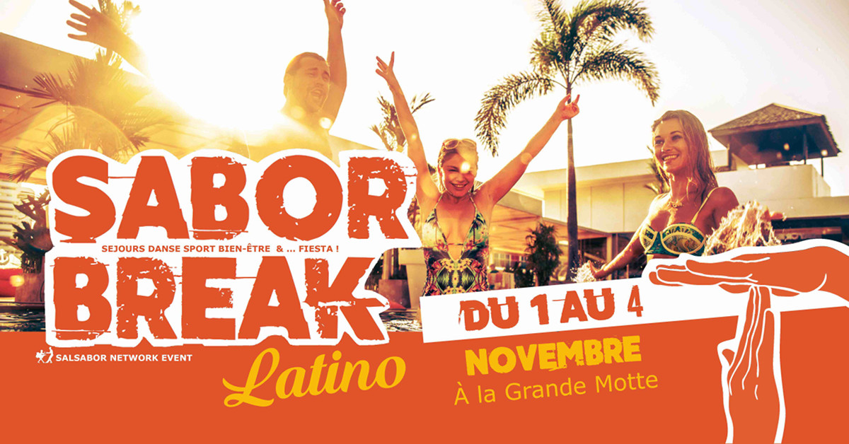 sabor break latino