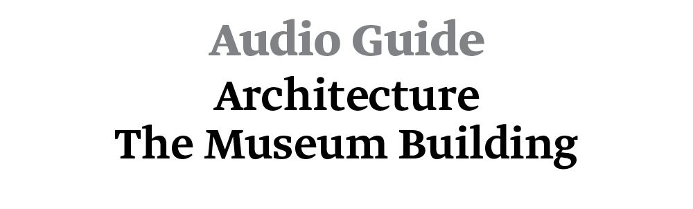 Audio Guide Architecture Museums Building