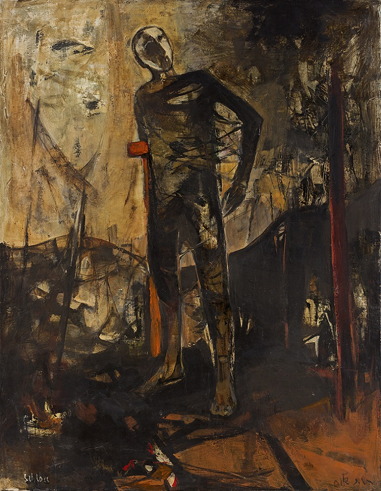רות שלוס, הפצוע, 1967