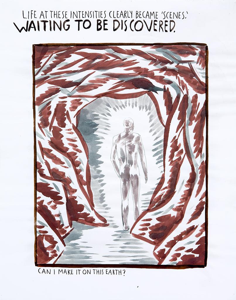 ריימונד פטיבון, ללא כותרת (החיים בנסיבות...), 1989