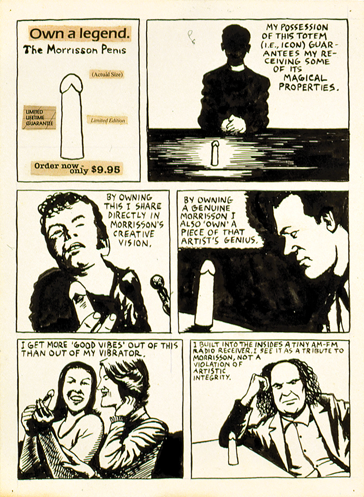 ריימונד פטיבון, ללא כותרת (אמץ לך אגדה...), 1983