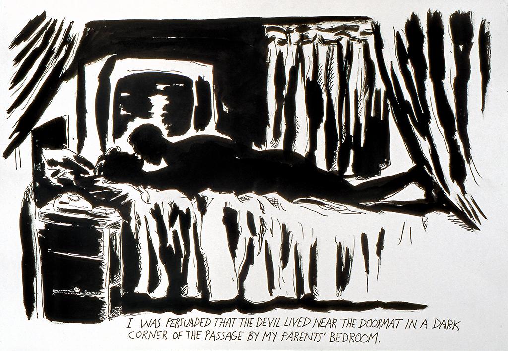 ריימונד פטיבון, ללא כותרת (שוכנעתי...), 1995