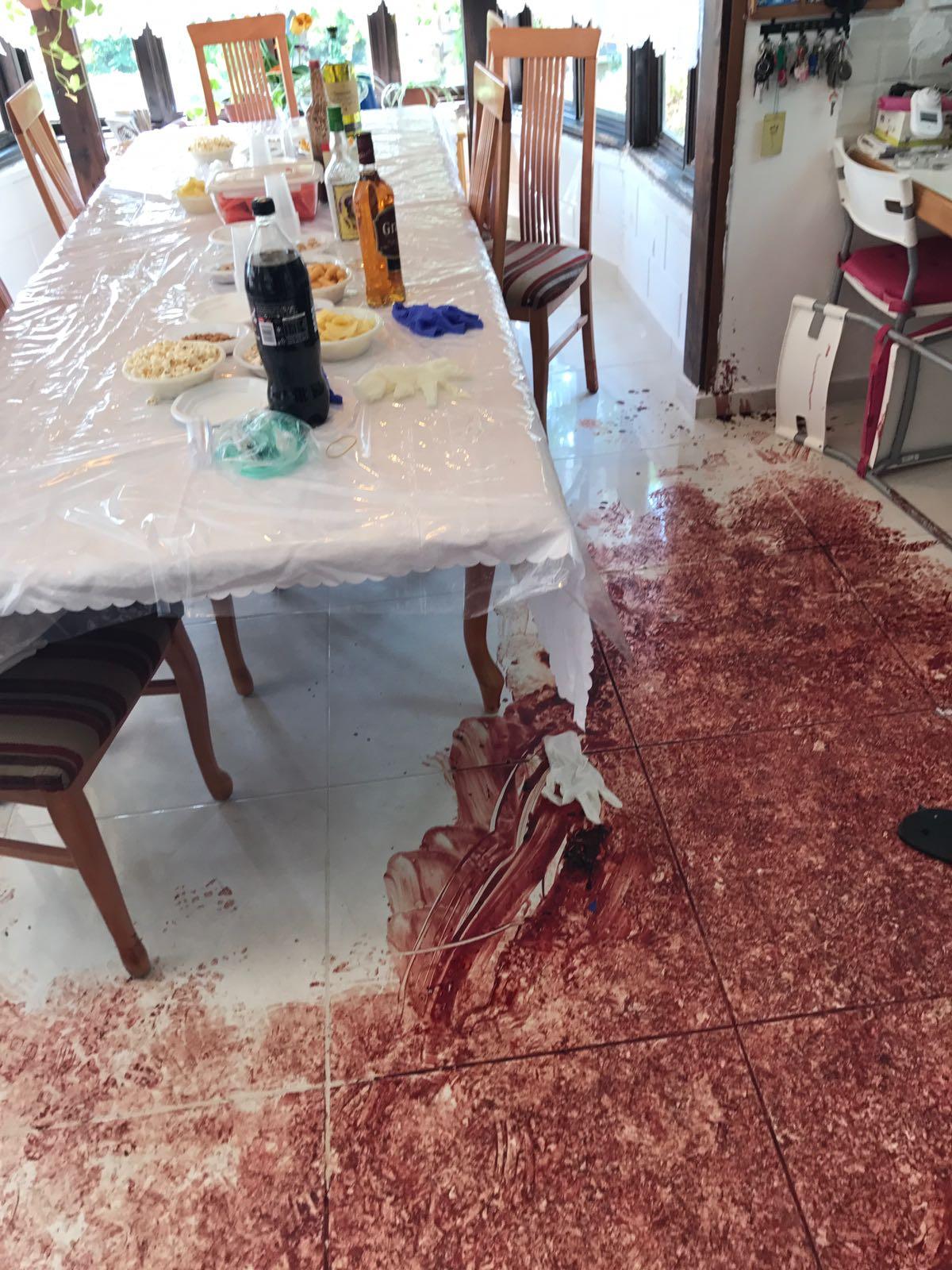 Jew Detector: Muslim Who Murdered Jewish Family During Shabbat Dinner