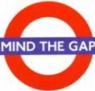 mind-the-gap...