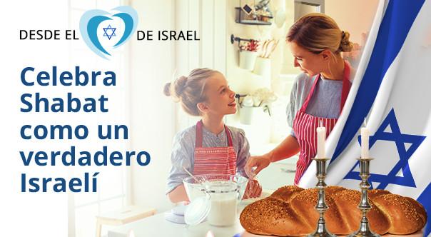 La Vivencia de  Shabat en Hebreo