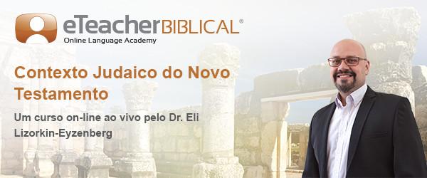 Contexto Judaico do Novo Testamento