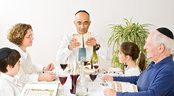 Celebrate the Passover Seder with Israel