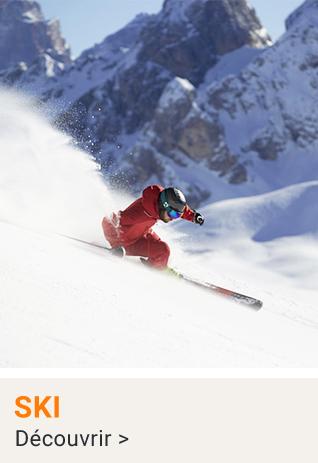 SNOWBOARD   Découvrir >