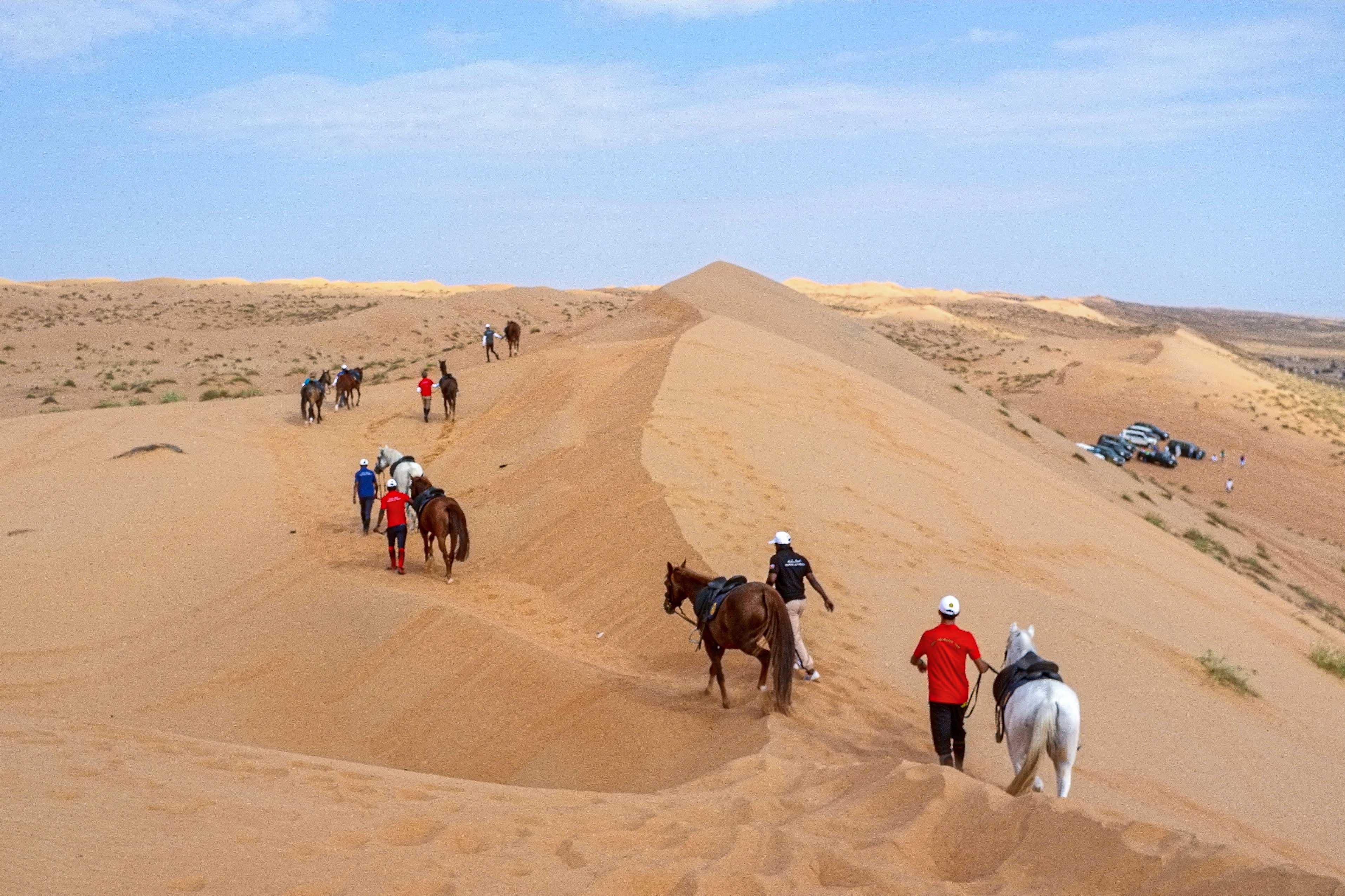 Tourisme Raid aventure : Les Gallops of Jordan GallopsArchive