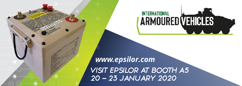 Epsilor to Launch New Lithium Iron Phosphate 6T Battery at IAV 2020
